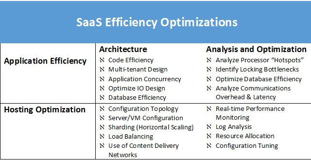 SaaS Efficiency Operations